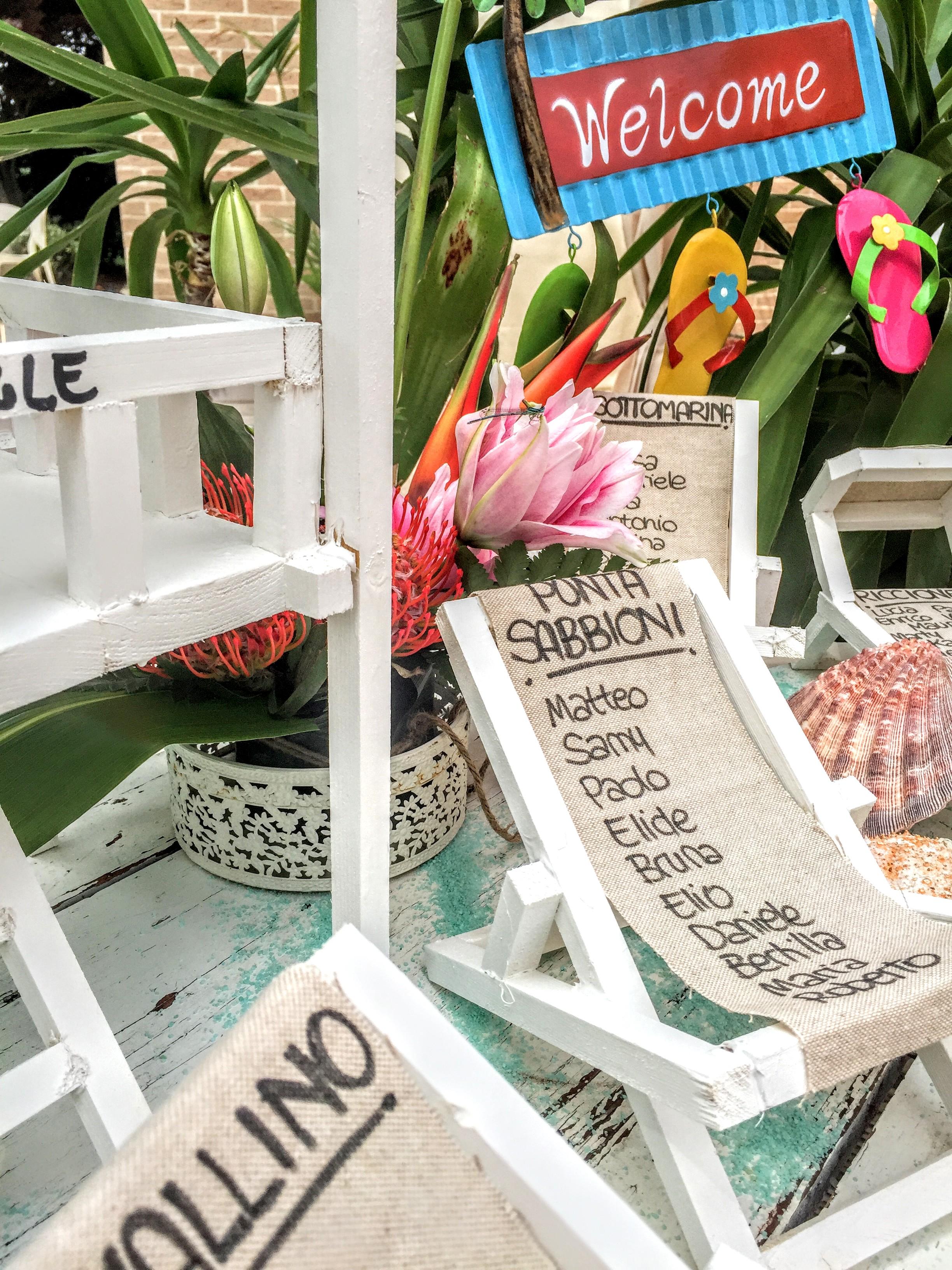 ristorante e location per matrimoni atmosfera caraibica