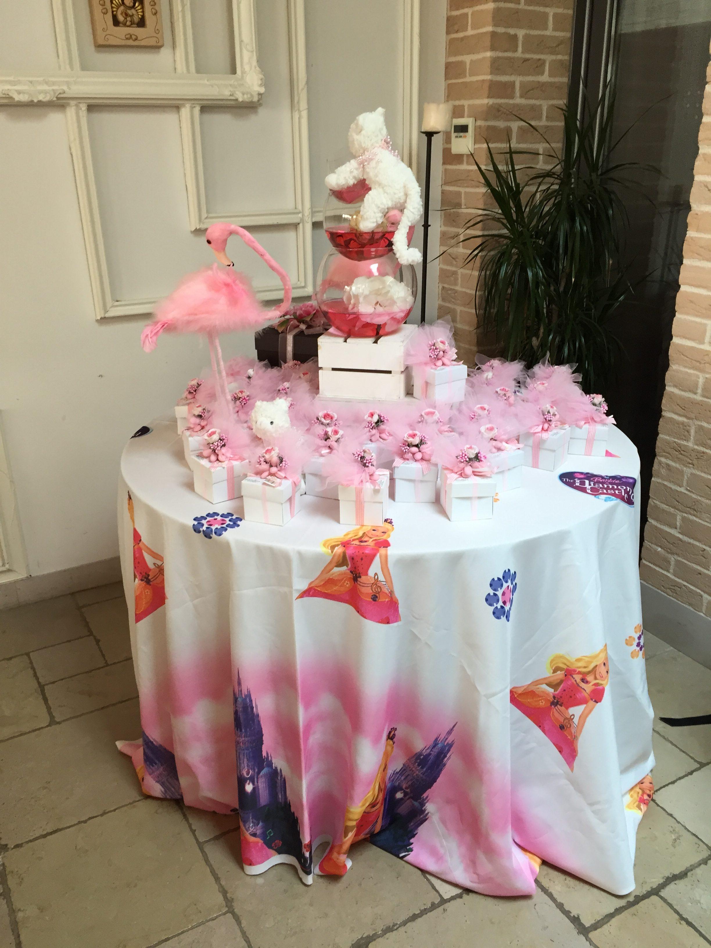 torta di ristorante per battesimo