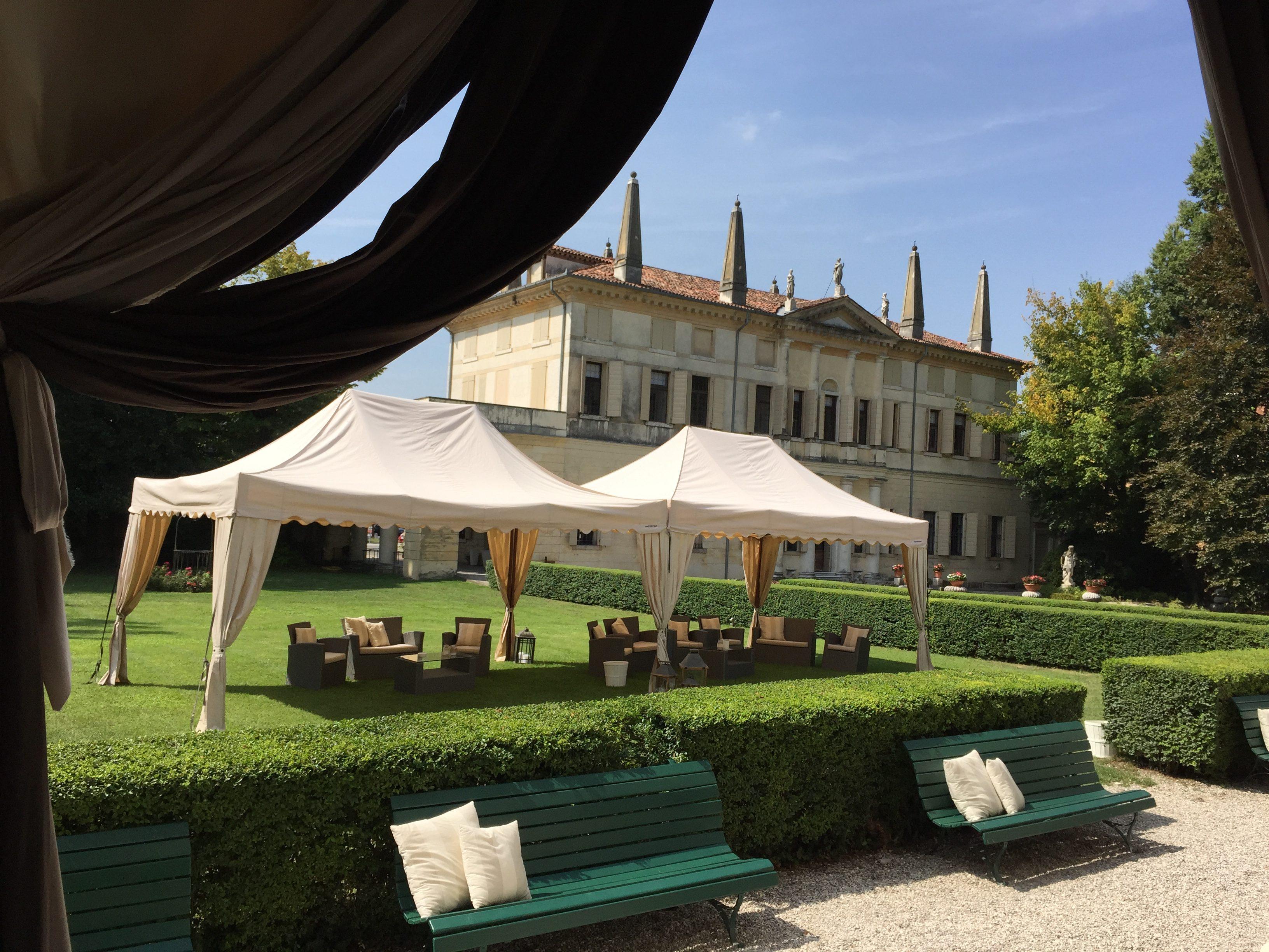 Catering - Villa Foscarini