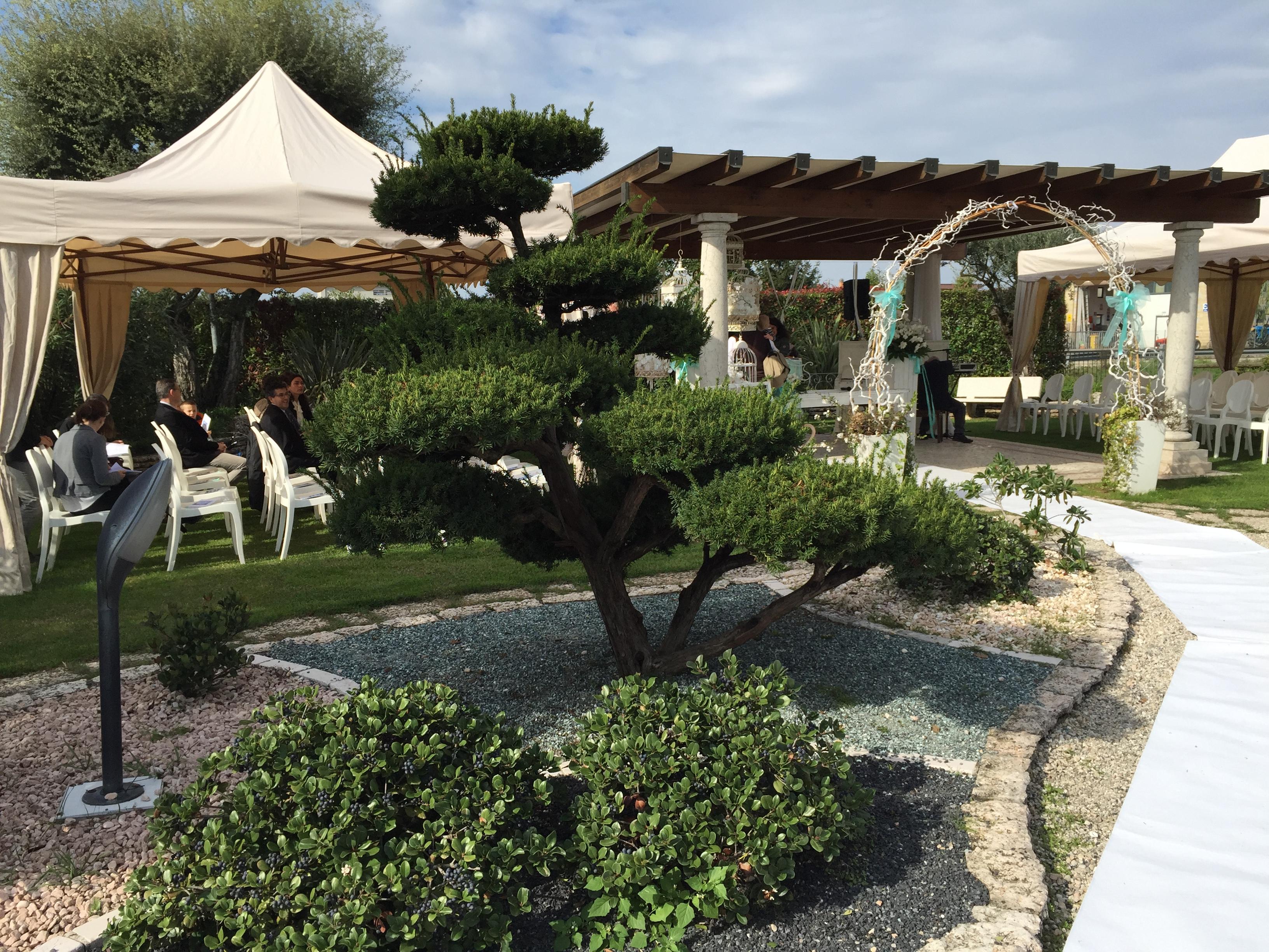 ristorante location con parco estivo per matrimoni e cerimonie