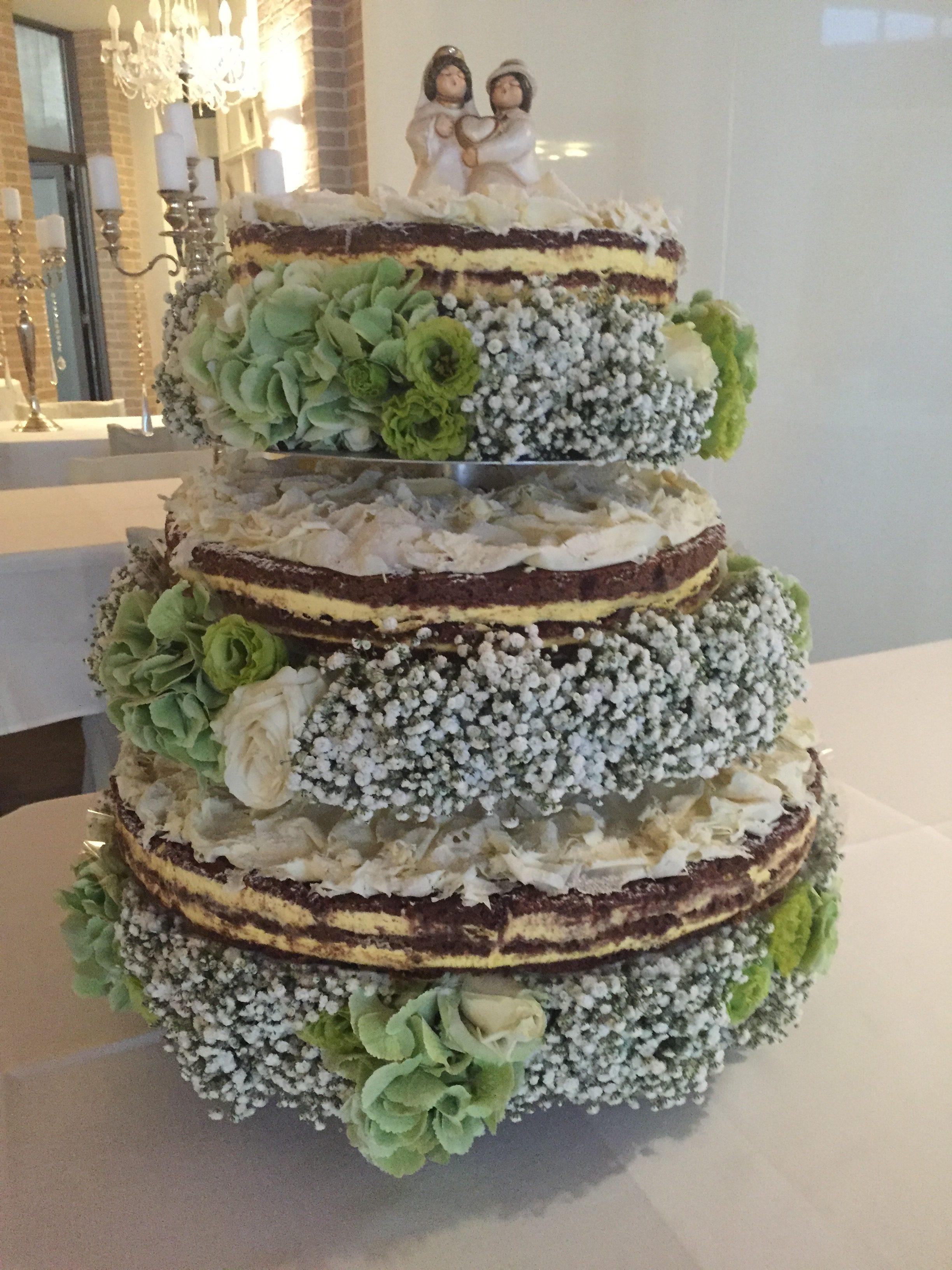 torta di matrimonio in ristorante per matrimoni e cerimonie