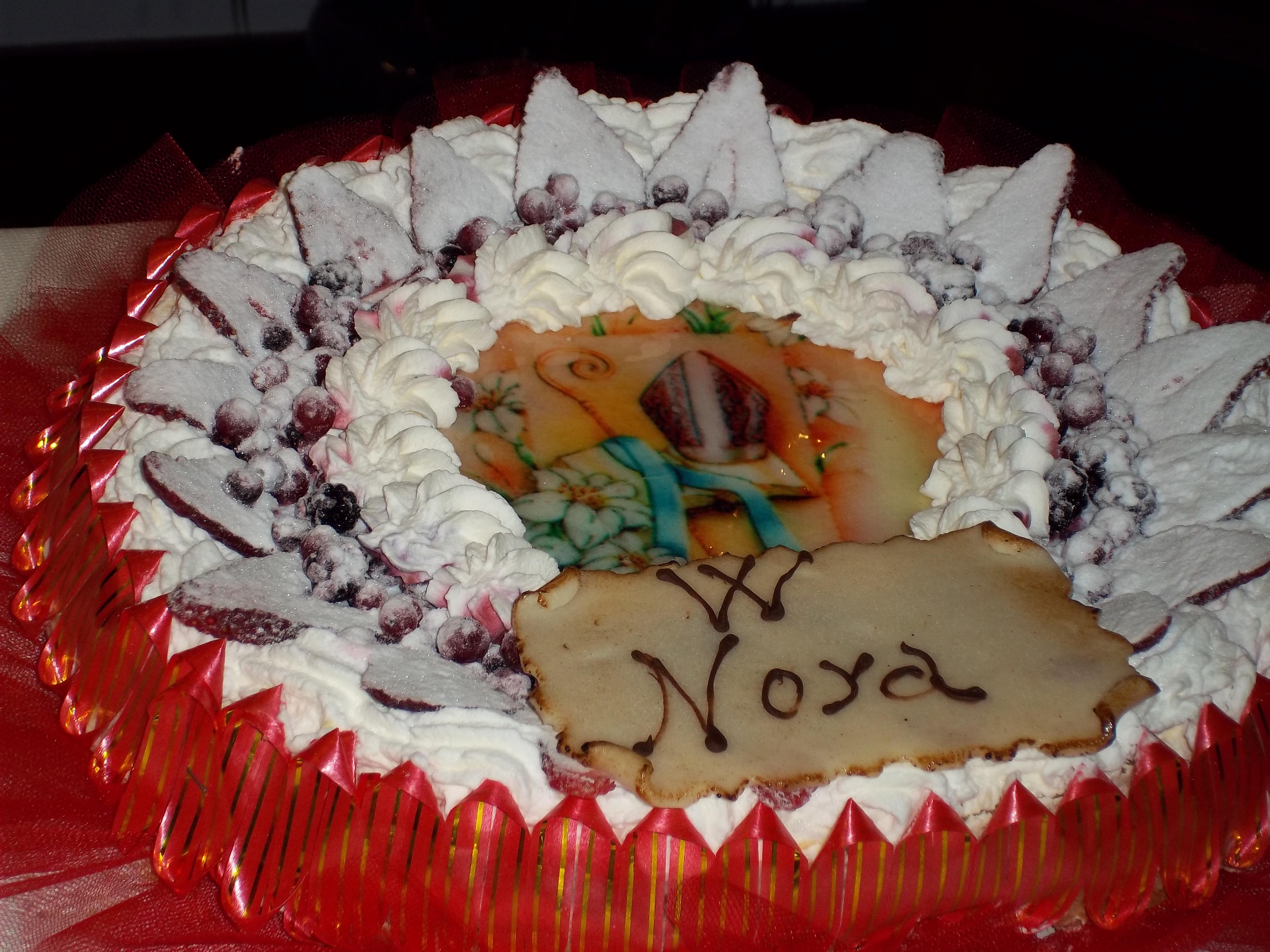 torta di ristorante feste per cresime