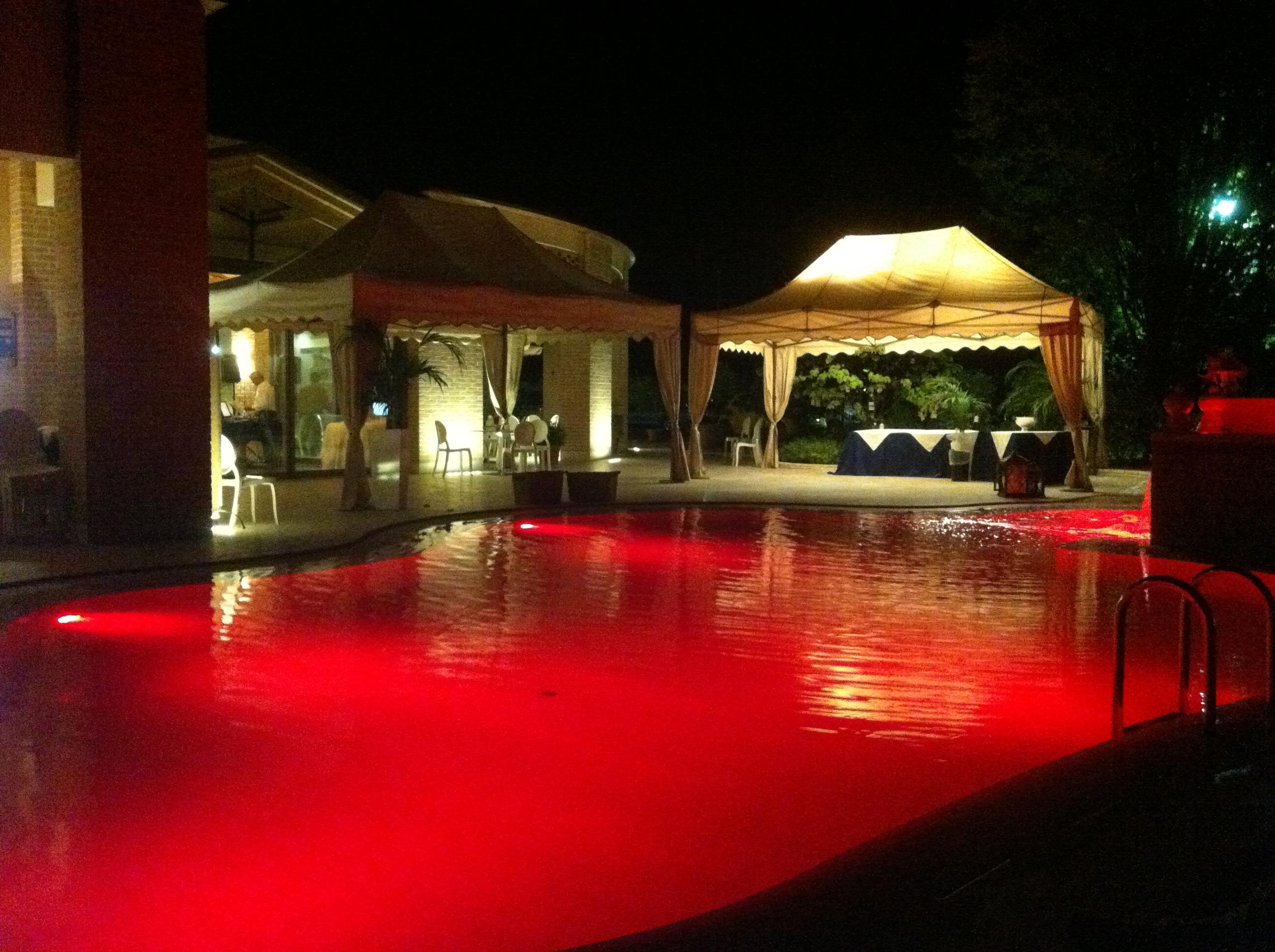 ristorante location con piscina per matrimoni e cerimonie