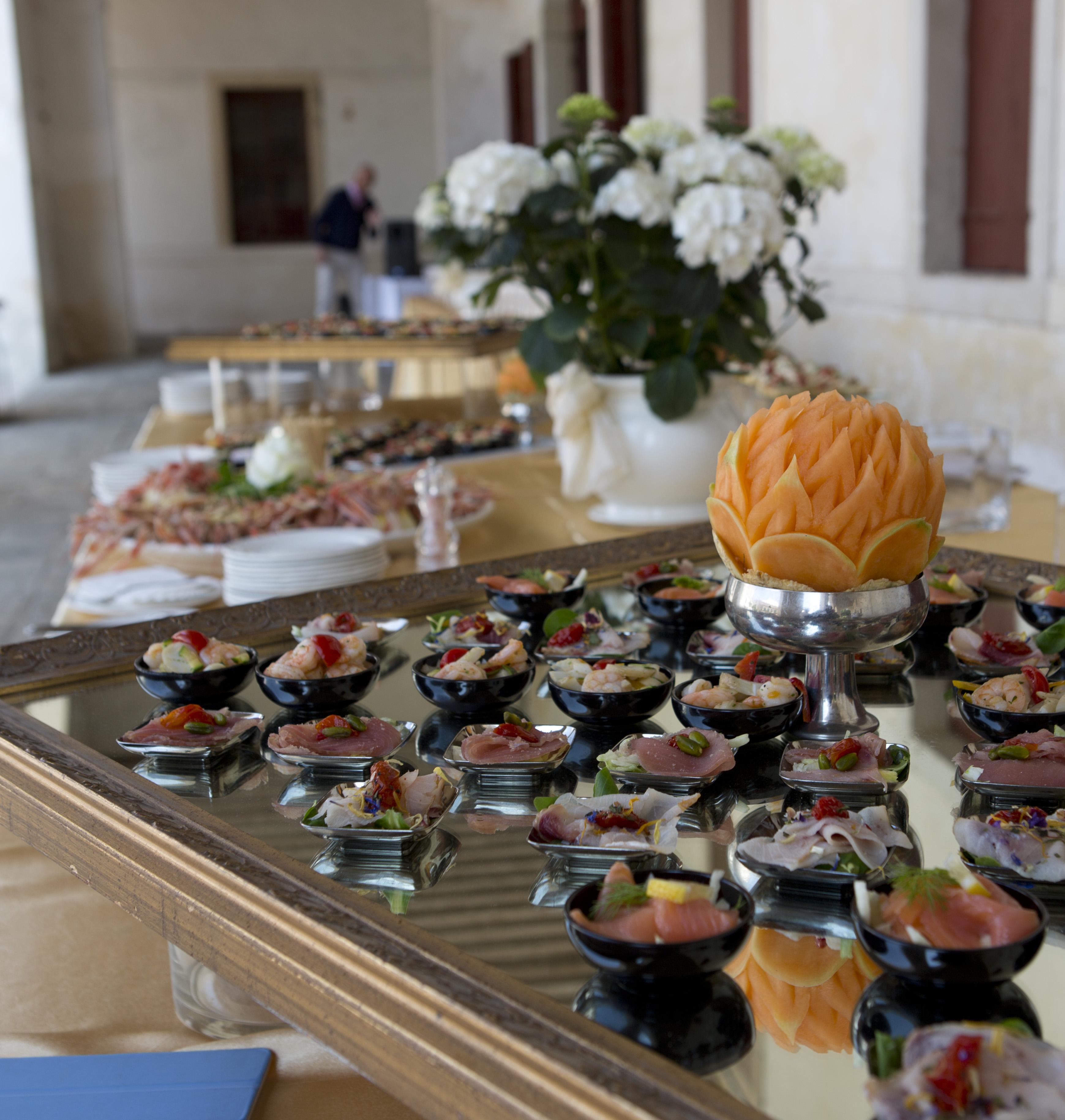 Catering Villa Foscarini