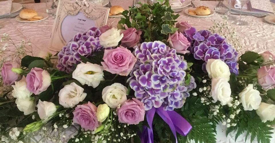 ristorante per matrimoni di primavera