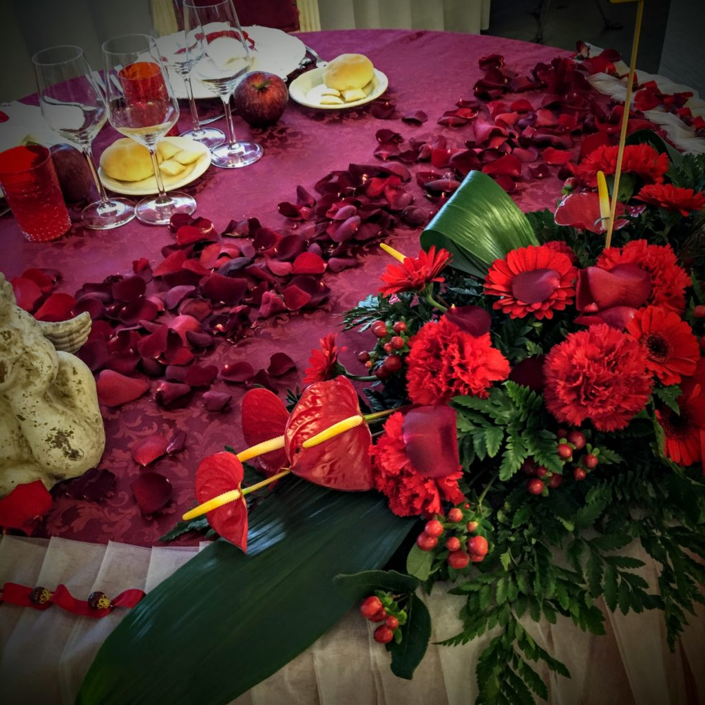 tavola pranzo di matrimonio e cerimonia