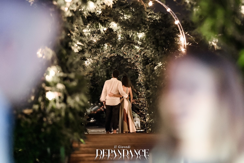 Depandance - Aperitivo, cena, dopocena ogni giovedì alla Baracca Storica Hostaria