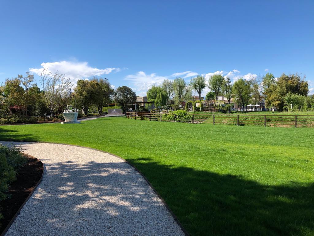 Il Parco, location ideale per foto di matrimonio