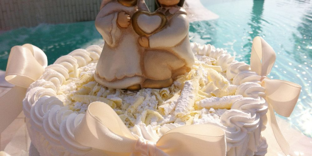 La scelta della torta nuziale