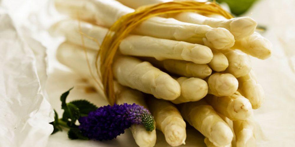Serata speciale agli asparagi