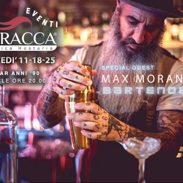 Max Morandi bartender