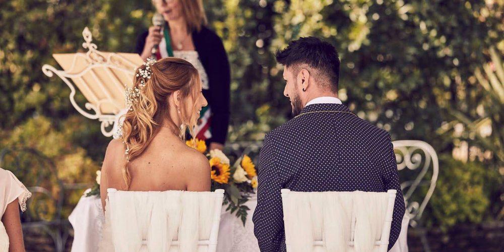 Matrimonio con rito simbolico alla Baracca Storica Hostaria