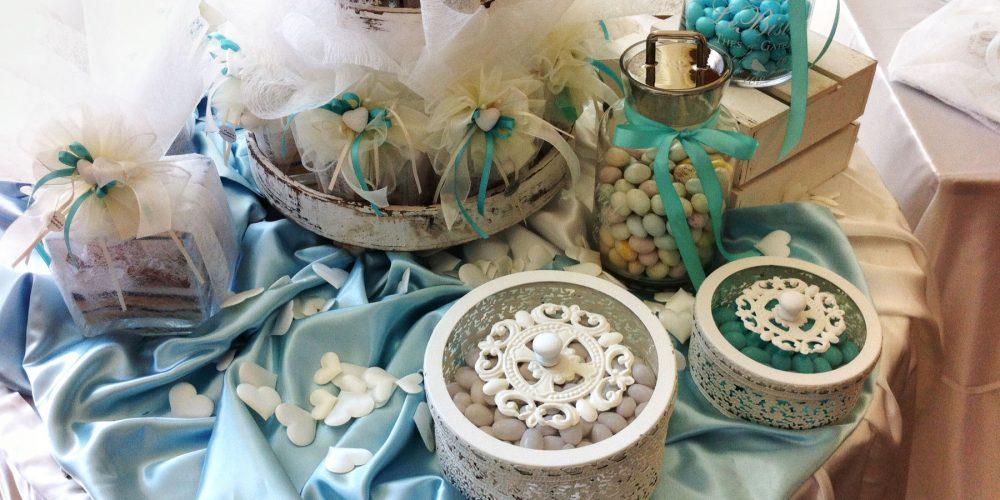 Idee per il matrimonio: la confettata