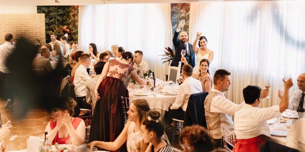 Matrimonio: la disposizione degli invitati ai tavoli del ricevimento