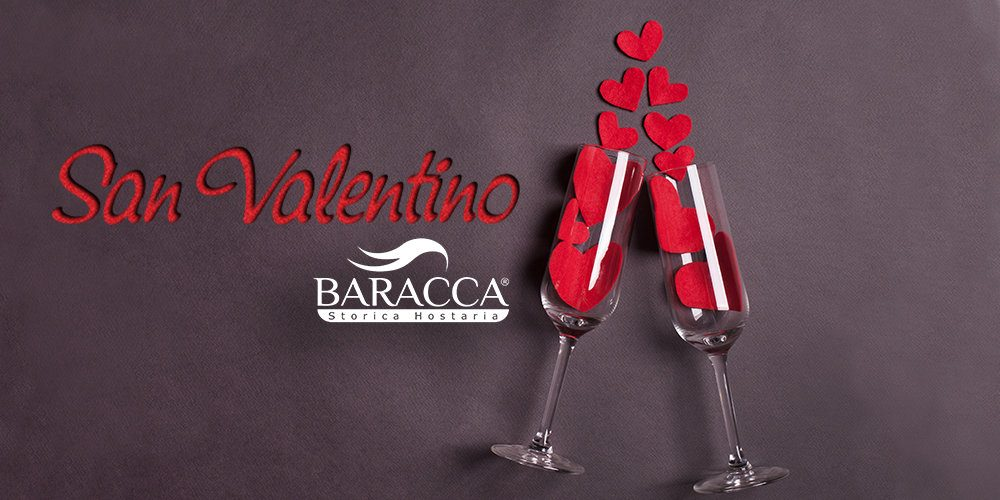 San Valentino: il giorno degli innamorati