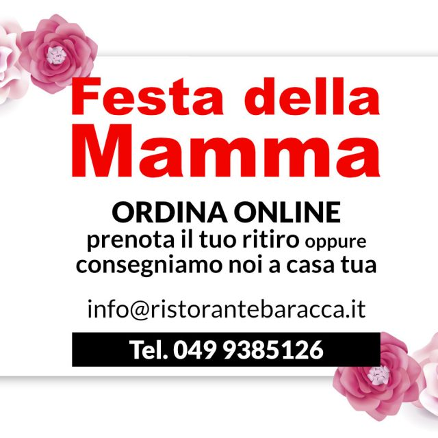 Festa della mamma 2020